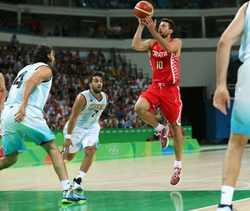 usa today sports images olympics basketball s team